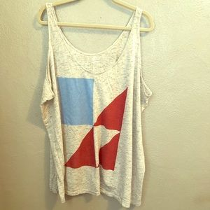 Old Navy active tank size 4x (fits big)